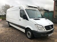 Mercedes Benz Sprinter 2.1CDI 313 LWB High Roof Fridge/Freezer