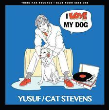"YUSUF CAT STEVENS 'I Love my Dog / Matthew and Son 7"" NEW Third Man Jess Rotter"