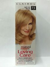 Clairol Natural Instincts Loving Care Hair Color #73, Light Ash Blonde (2 Pack)