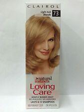 Clairol Natural Instincts Loving Care Hair Color #73, Light Ash Blonde (2 Pack)