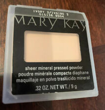 Mary Kay Sheer MINERAL Pressed Powder - IVORY 2 *FREE SHIPPING*