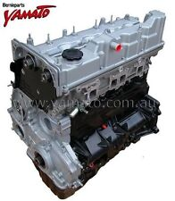 Mazda   WEC  WET 3.0 Litre Turbo Diesel Engine Reconditioned Motor