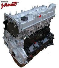Mazda BT50 WEAT WEC WET 3.0L Turbo Diesel Engine Reconditioned