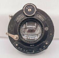 "Carl Zeiss Jena Preminar 13.5cm 135mm F4.5 4x5"" Large Format Lens - KLIO Shutter"
