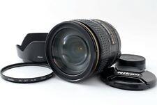 Excellent Nikon AF-S NIKKOR 24-120mm f/4G ED VR SWM w/ Hood from Japan 62285549