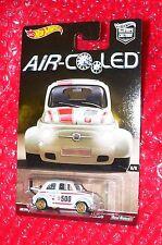 Hot Wheels 60's FIAT 500D MODIFICADO CAR CULTURE AIR-COOLED  DWH71-4B10