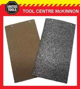CORK RUBBER AND CARBON BASE PLATE TO SUIT MAKITA 9924DB BELT SANDER