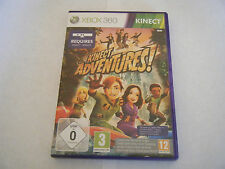 Kinect Adventures - Microsoft Xbox 360 - Complet - Occasion - PAL
