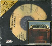 BACHMAN TURNER OVERDRIVE NOT FRAGILE 24 Ct Gold CD Audio Fidelity Nouveau neuf dans sa boîte Sea