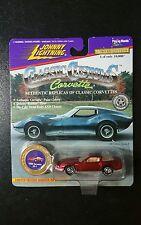 Johnny Lightning Classic Customs Corvette 1995 Corvette ZR-1