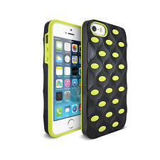 iLuv AI5FLIG FlightFit Gaudi Artistic 3D Glow in The Dark Case iPhone SE/5/5S.