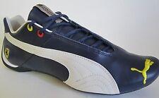 Puma  Future Cat  Leather  SF 10 Ferrari  Blue  Walking Shoes 10