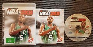 NBA 2K9  Playstation 3 Sony PS3 Free Postage