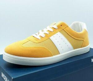 Baskets Tennis Chaussures Homme 40 41 42 43 44 45 46 Basses Jaune Blanche Blanc