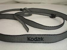 KODAK CAMERA NECK STRAP , Grey  #002716