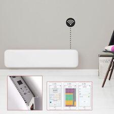 """800 W """"Moulin"""" Designer électrique WiFi Plinthe Panneau Rayonnant - 1050 mm (W) x 200 mm (H)"""