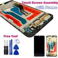 Pour Samsung Galaxy A10S 2019 SM-A107 Ecran LCD Ecran Tactile Assemblé + Cadre