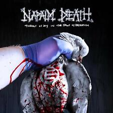 Napalm Death - Throes In The Joy Of Defeatism LP