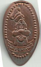 Disney's Magic Kingdom Goofy Elongated Penny