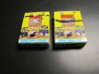Topps Desert Storm Coalition for Peace Victory Series Trading Cards 2 Wax Boxes