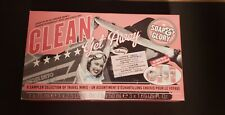 CLEAN GET AWAY Soap & Glory SAMPLER Travel Minis Hair Hand Body Gift Set