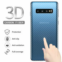 3Pcs Back Screen Protector Film For Samsung Galaxy S8 S9 S10 Plus S10e Note 9 8