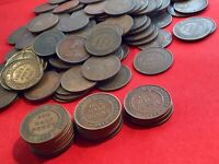 Australian KGV 1/2 Penny. Pre Decimal Coins. x20 Half Pennies Variety Of Years.