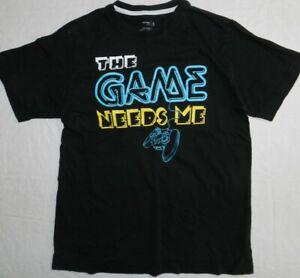 Boys shirt OLD NAVY size XL (14) short sleeve T shirt (ch23)