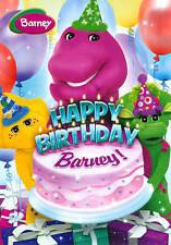 Barney: Happy Birthday Barney!...DVD Free Ship