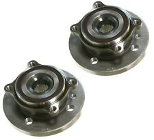 2 New DTA MINI COOPER Front Hub Assemblies Fit 2007-2013 With Warranty