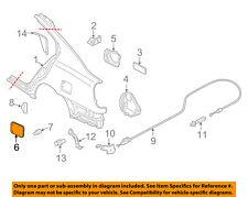 NISSAN OEM 02-06 Altima Fuel Door-Gas Cap Hatch 788308J030