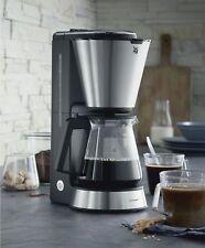 WMF KÜCHENminis Aroma Kaffeemaschine Glas Cromargan Filter, bis 5 Tassen 710W.