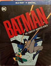 Batman: The Complete Animated Series/Blu-Ray/Digital Copy/Factory Sealed/Brand