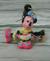Disney Minnie Mickey mouse earrings Rare Vintage Ladies kids girls collectibles