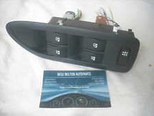 A GENUINE RENAULT LAGUNA 2  DRIVERS DOOR ELECTRIC WINDOW SWITCH PACK