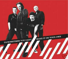 U2 - SOMETIMES YOU CAN'T MAKE IT ON YOUR OWN -  CDs  Card Sleeve