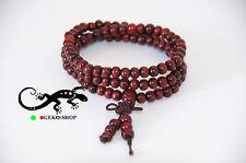 Bracciale [YOGA] mala tibetano rosario preghiera buddista 3 giri braccialetto