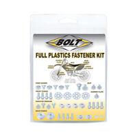 BOLT Full Body Plastics Fastener Kit for Yamaha YZ 250 F 2010-11