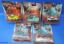 Mattel Disney Cars / The Best of Cars Toons / 5er Set