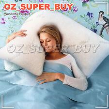 Luxury Boomerang/V/TRI Bamboo Fabric Washable cover shred memory foam pillow