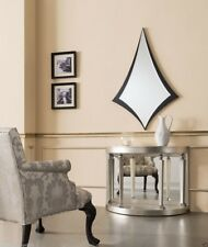 Mirror - Large Framed Wall Mirror - Modern Black Wall Mirror - Mistique Mirror