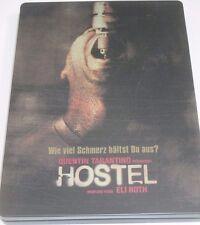 HOSTEL - DVD/Horror/Eli Roth/Jay Hernandez/lim Steelbook