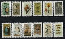 NEW 2020 les 12 timbres du Carnet -   Cabinet de curiosités oblitérés