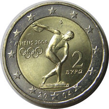 elf Greece 2 Euro 2004 Olympic Games Discus