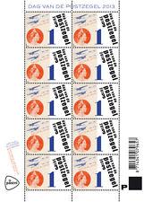 Nederland 2013  Dag van de Postzegel V3106  velletje  postfris-mnh