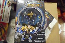 Mega Bloks World of Warcraft Colton 91001 *New In Box*