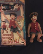 One Piece Monkey D. Luffy ULTRA RARE stretch figure