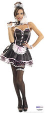 SC-188 French Maid cardboard stands Theatrical Productions Cut-Out Figurine