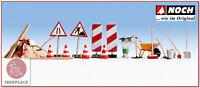 H0 escala 1:87 ho figuras modelismo maqueta trenes Noch 14805 carreteras routes