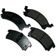 Disc Brake Pad Set-ProACT Ultra Premium Ceramic Pads Front Akebono ACT673